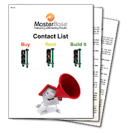 eBook Contact List  Buy, Rent or Buil it?